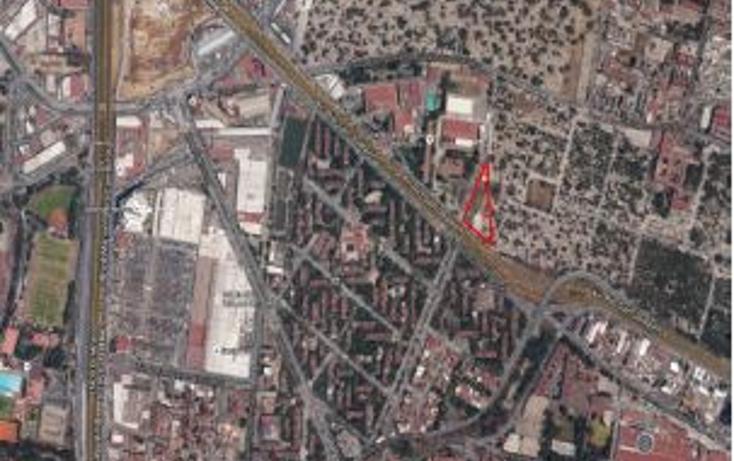 Foto de terreno comercial en venta en  , lomas de sotelo, miguel hidalgo, distrito federal, 1734152 No. 03