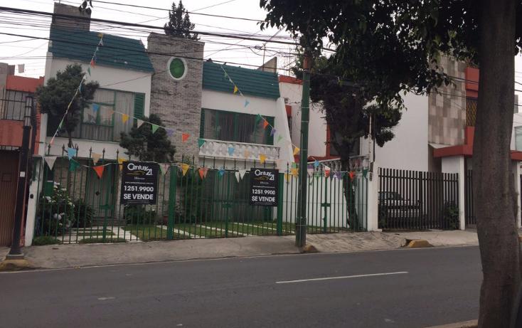Foto de casa en venta en  , lomas de tarango, ?lvaro obreg?n, distrito federal, 1922114 No. 01
