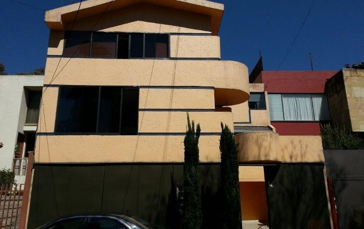 Foto de casa en venta en  , lomas de tarango reacomodo, álvaro obregón, distrito federal, 1892854 No. 01