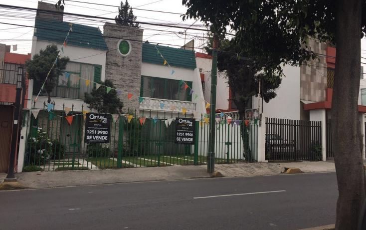 Foto de casa en venta en  , lomas de tarango reacomodo, ?lvaro obreg?n, distrito federal, 1910423 No. 01