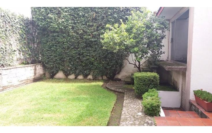 Foto de casa en venta en  , lomas de tecamachalco, naucalpan de juárez, méxico, 1191893 No. 21