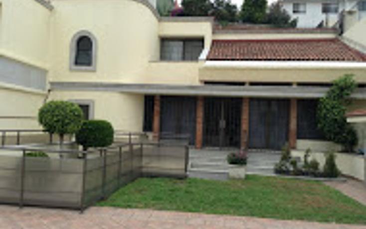 Foto de casa en renta en  , lomas de tecamachalco sección cumbres, huixquilucan, méxico, 1276213 No. 01