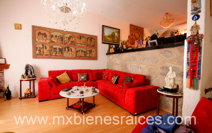 Foto de casa en venta en  , lomas de tecamachalco secci?n cumbres, huixquilucan, m?xico, 1724920 No. 01