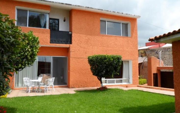 Foto de departamento en renta en  , lomas de tetela, cuernavaca, morelos, 1133573 No. 01