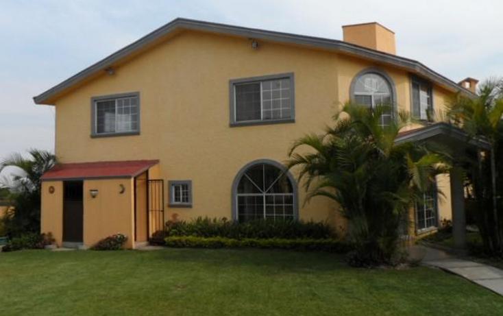 Foto de casa en renta en  , lomas de tetela, cuernavaca, morelos, 1141285 No. 01