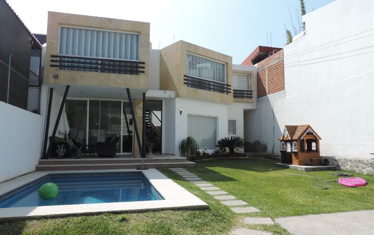 Foto de casa en venta en  , lomas de tetela, cuernavaca, morelos, 1188573 No. 01