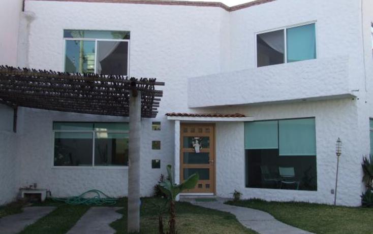 Foto de casa en venta en  , lomas de tetela, cuernavaca, morelos, 1200535 No. 01