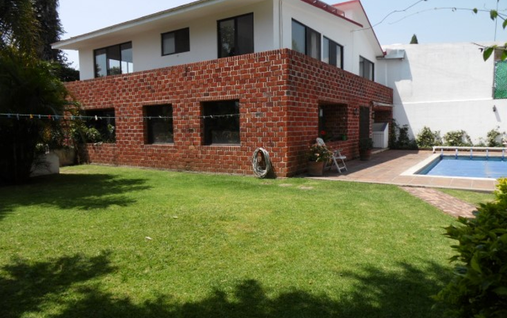 Foto de casa en renta en  , lomas de tetela, cuernavaca, morelos, 1268197 No. 01