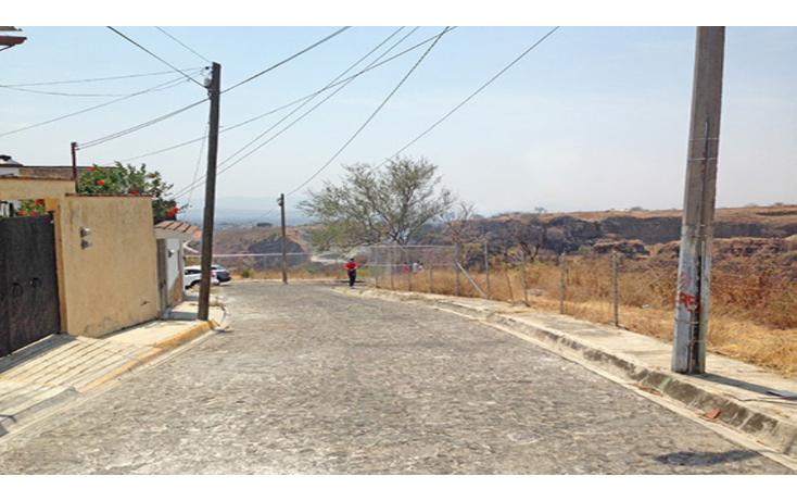 Foto de terreno habitacional en venta en  , lomas de tetela, cuernavaca, morelos, 1298085 No. 03