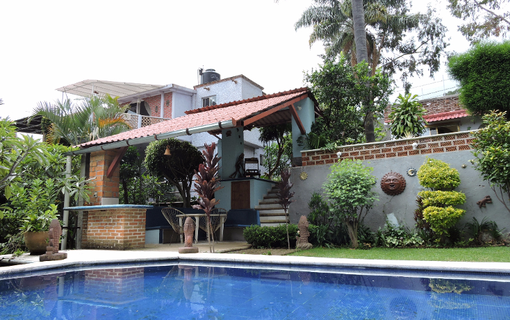 Foto de casa en venta en  , lomas de tetela, cuernavaca, morelos, 1376415 No. 01