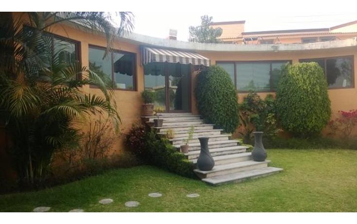 Foto de casa en venta en  , lomas de tetela, cuernavaca, morelos, 1423887 No. 01