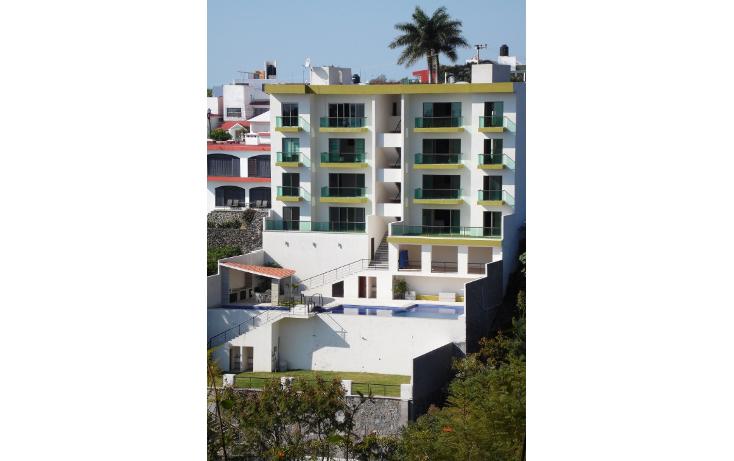 Foto de departamento en venta en  , lomas de tetela, cuernavaca, morelos, 1494865 No. 01
