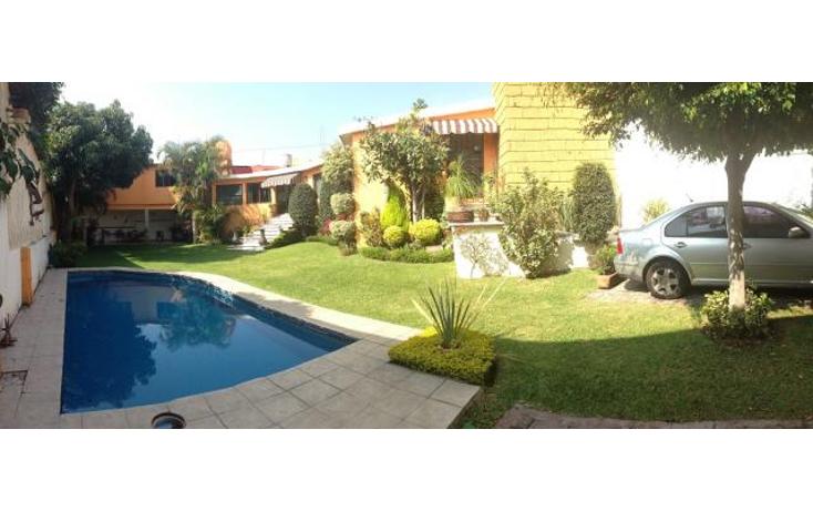 Foto de casa en venta en  , lomas de tetela, cuernavaca, morelos, 1527651 No. 01