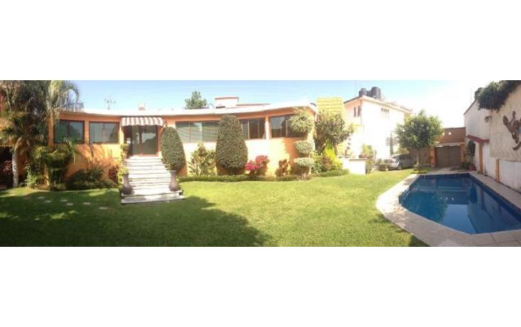 Foto de casa en venta en  , lomas de tetela, cuernavaca, morelos, 1527651 No. 03