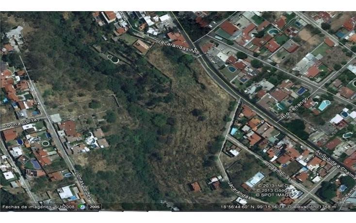 Foto de terreno comercial en venta en  , lomas de tetela, cuernavaca, morelos, 1678214 No. 01