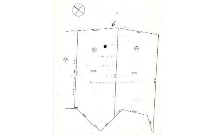 Foto de terreno habitacional en venta en, lomas de tetela, cuernavaca, morelos, 1702602 no 02