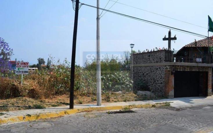Foto de terreno comercial en venta en  , lomas de tetela, cuernavaca, morelos, 1845090 No. 08