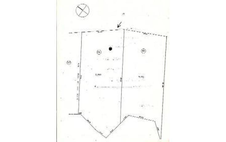 Foto de terreno habitacional en venta en  , lomas de tetela, cuernavaca, morelos, 1855832 No. 02