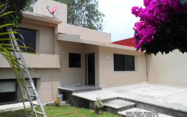Foto de casa en renta en  , lomas de tetela, cuernavaca, morelos, 891651 No. 01