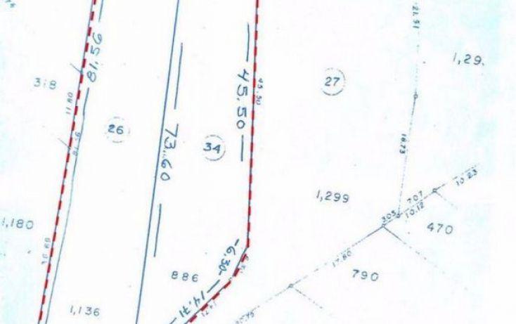 Foto de terreno habitacional en venta en, lomas de trujillo, emiliano zapata, morelos, 1147335 no 03