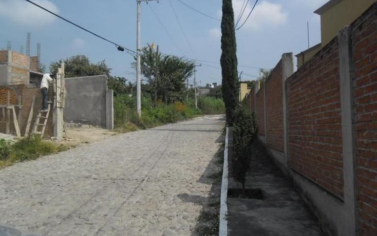 Foto de terreno habitacional en venta en  , lomas de trujillo, emiliano zapata, morelos, 1251591 No. 06