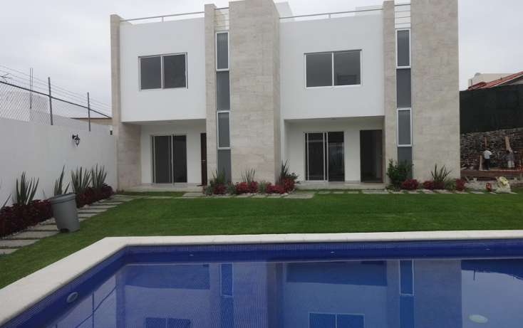 Foto de casa en venta en  , lomas de trujillo, emiliano zapata, morelos, 1258453 No. 01