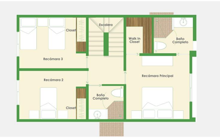 Foto de casa en venta en  , lomas de trujillo, emiliano zapata, morelos, 1440333 No. 24