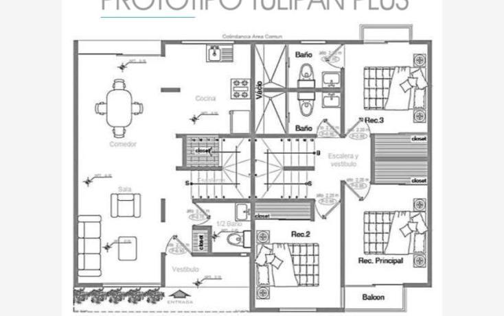 Foto de casa en venta en  , lomas de trujillo, emiliano zapata, morelos, 1443359 No. 09