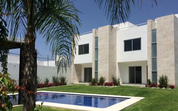 Foto de casa en venta en  , lomas de trujillo, emiliano zapata, morelos, 1448891 No. 01