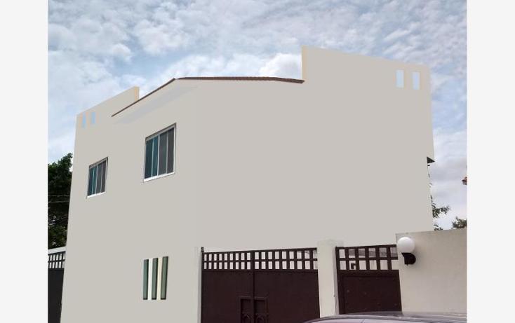 Foto de casa en venta en  , lomas de trujillo, emiliano zapata, morelos, 1479993 No. 01