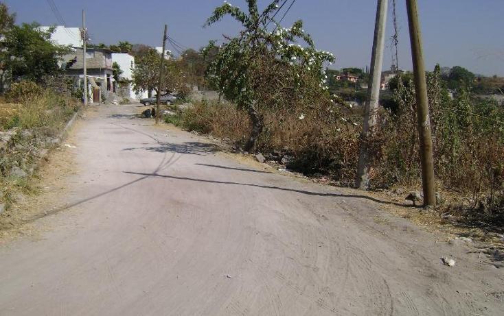 Foto de terreno habitacional en venta en lomas de trujillo , lomas de trujillo, emiliano zapata, morelos, 1581536 No. 02