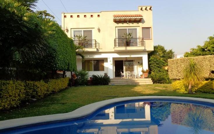 Foto de casa en venta en  , lomas de trujillo, emiliano zapata, morelos, 1598536 No. 01
