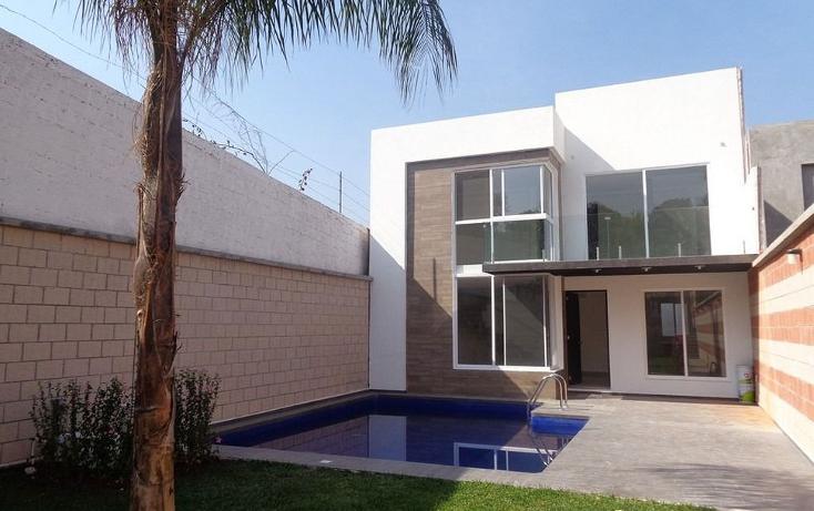 Foto de casa en venta en  , lomas de trujillo, emiliano zapata, morelos, 1636180 No. 01
