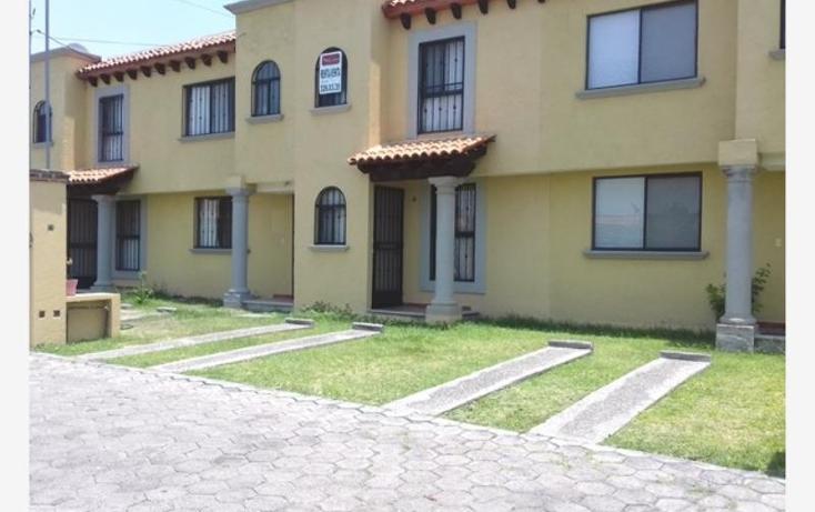 Foto de casa en renta en  , lomas de trujillo, emiliano zapata, morelos, 1937256 No. 01