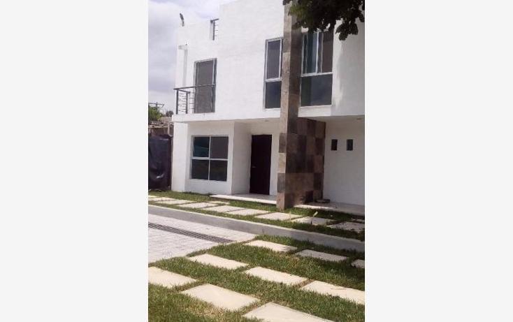 Foto de casa en venta en  , lomas de trujillo, emiliano zapata, morelos, 612397 No. 04