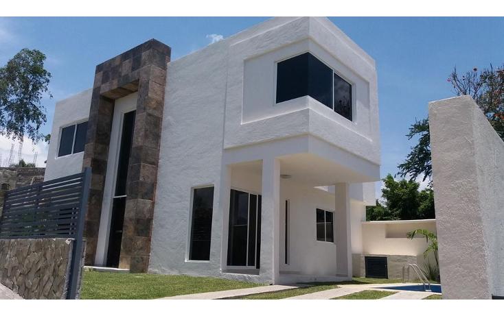 Foto de casa en venta en  , lomas de trujillo, emiliano zapata, morelos, 943753 No. 01