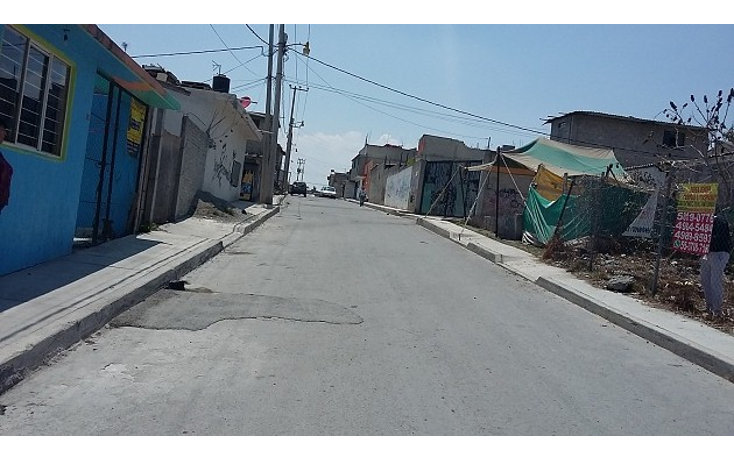 Foto de terreno habitacional en venta en  , lomas de tultepec, tultepec, méxico, 1246905 No. 01