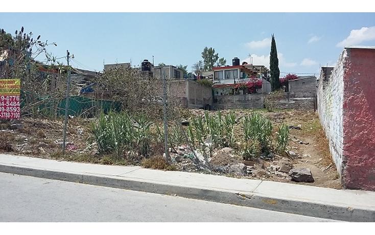 Foto de terreno habitacional en venta en  , lomas de tultepec, tultepec, méxico, 1246905 No. 05