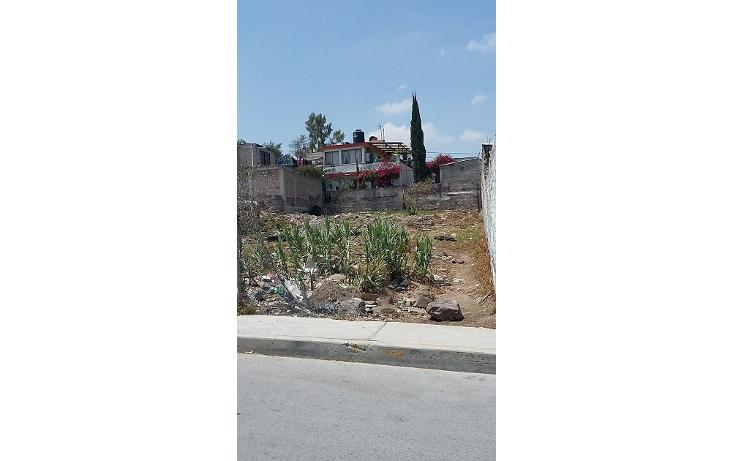 Foto de terreno habitacional en venta en  , lomas de tultepec, tultepec, méxico, 1246905 No. 06