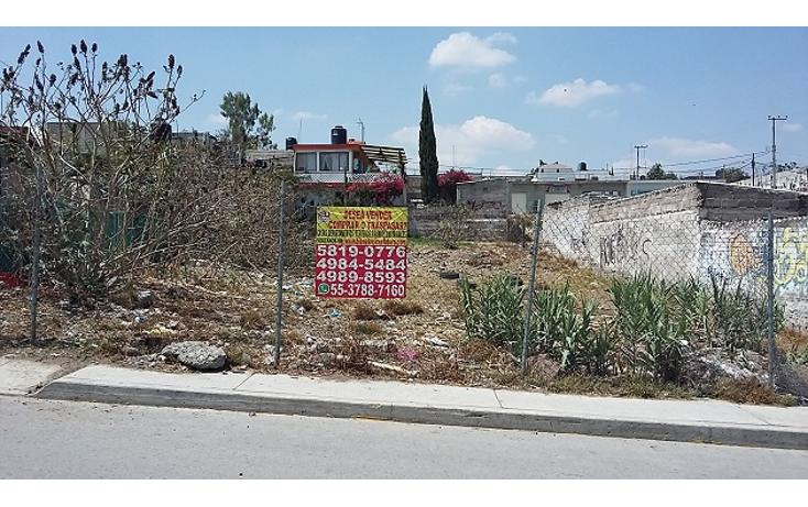 Foto de terreno habitacional en venta en  , lomas de tultepec, tultepec, méxico, 1246905 No. 08