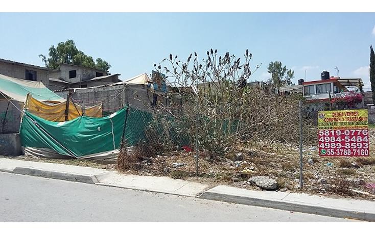 Foto de terreno habitacional en venta en  , lomas de tultepec, tultepec, méxico, 1246905 No. 09
