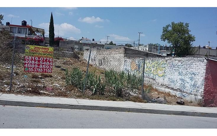 Foto de terreno habitacional en venta en  , lomas de tultepec, tultepec, méxico, 1246905 No. 10