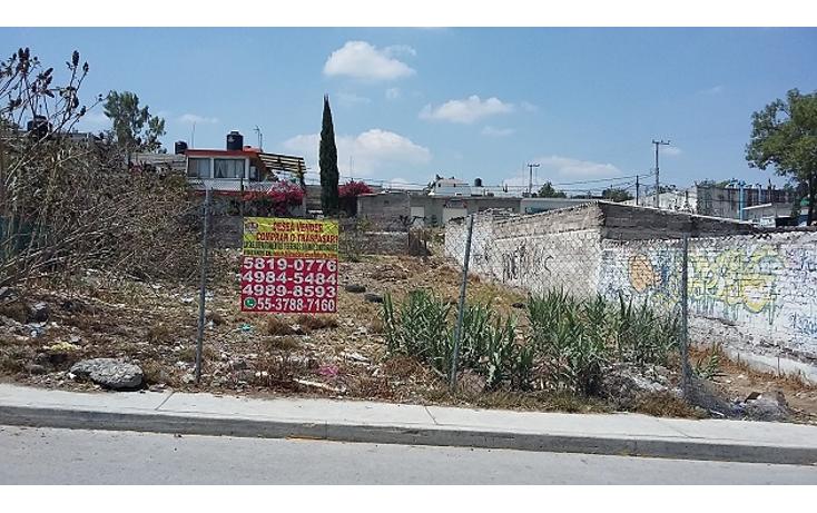 Foto de terreno habitacional en venta en  , lomas de tultepec, tultepec, méxico, 1246905 No. 11