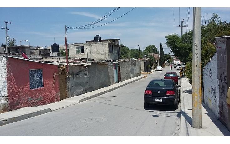 Foto de terreno habitacional en venta en  , lomas de tultepec, tultepec, méxico, 1246905 No. 12