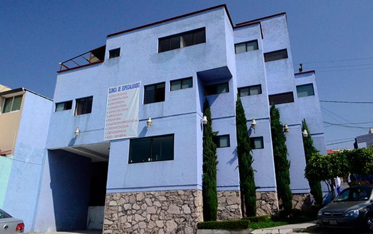 Foto de edificio en venta en  , lomas de valle dorado, tlalnepantla de baz, méxico, 1134987 No. 01