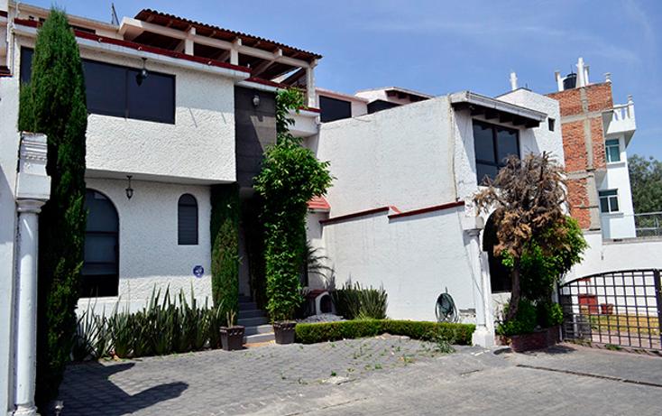 Foto de casa en venta en  , lomas de valle dorado, tlalnepantla de baz, méxico, 1683084 No. 01