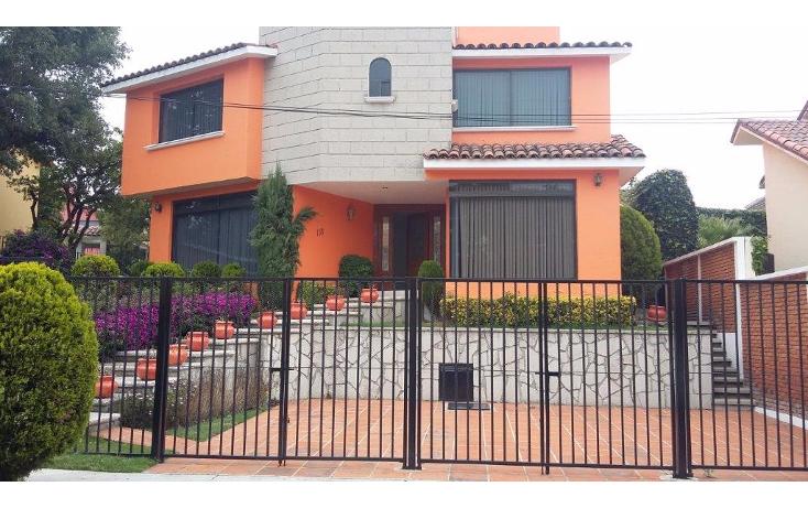 Foto de casa en renta en  , lomas de valle escondido, atizapán de zaragoza, méxico, 1296753 No. 01