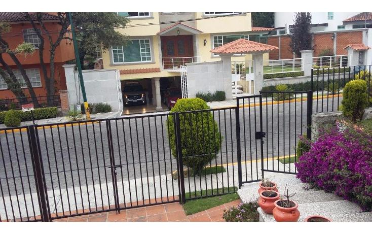 Foto de casa en renta en  , lomas de valle escondido, atizapán de zaragoza, méxico, 1296753 No. 03