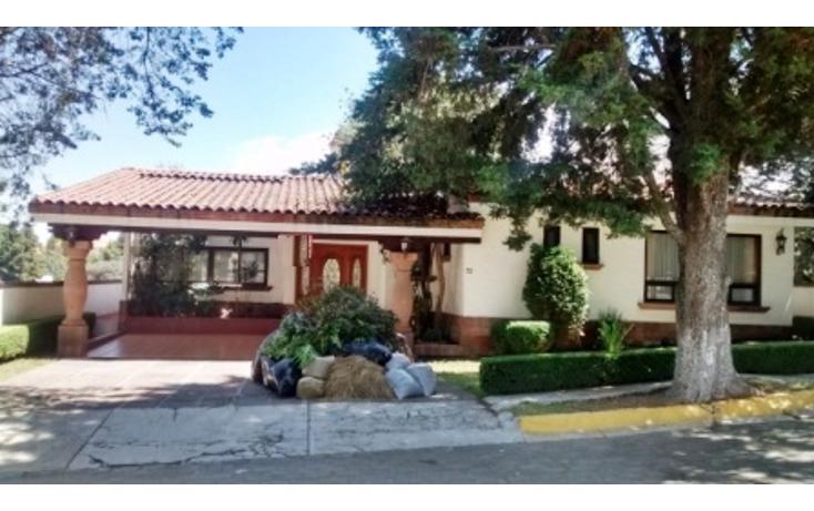 Foto de casa en venta en  , lomas de valle escondido, atizap?n de zaragoza, m?xico, 1322909 No. 01
