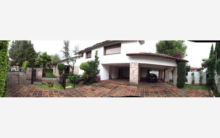 Foto de casa en venta en  , lomas de valle escondido, atizapán de zaragoza, méxico, 2663538 No. 01